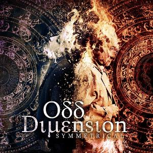Odd Dimension - Symmetrical CD (album) cover