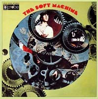 The Soft Machine - The Soft Machine CD (album) cover