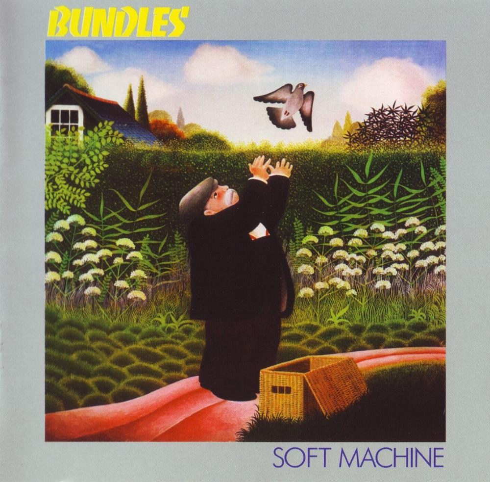 Bundles by SOFT MACHINE, THE album cover