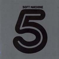 The Soft Machine - Fifth CD (album) cover
