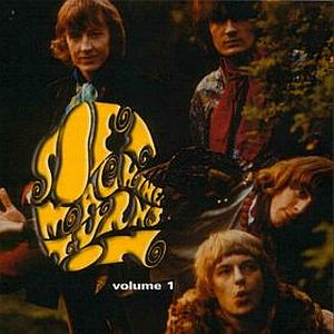 The Soft Machine Turns On Vol. 1 album cover