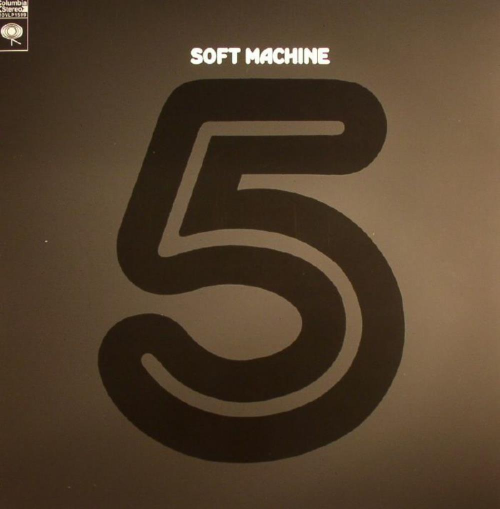 Fifth [Aka: 5] by SOFT MACHINE, THE album cover