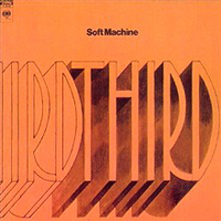 Third by SOFT MACHINE, THE album cover