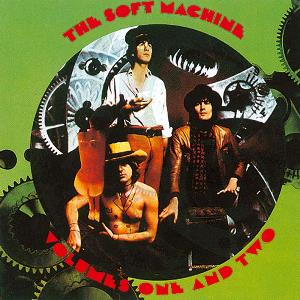 The Soft Machine The Soft Machine Collection (Volumes One and Two) album cover