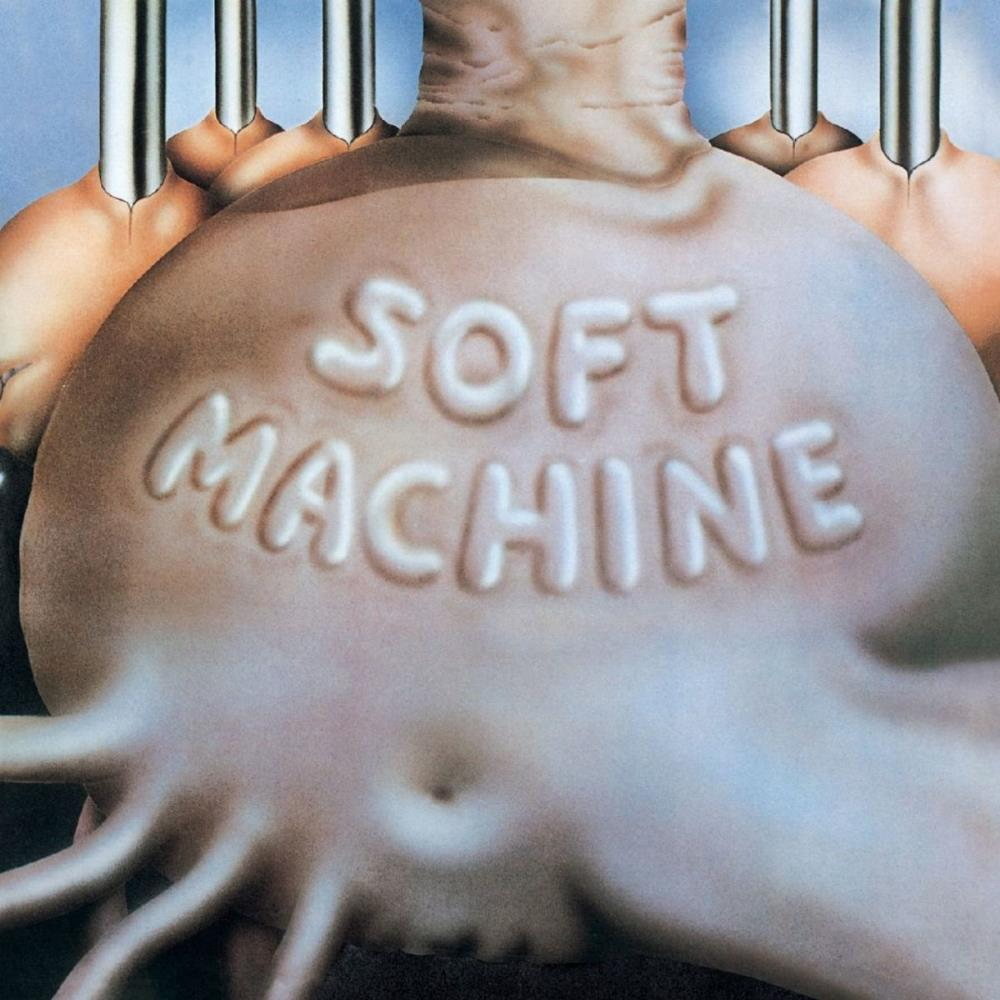 Six by SOFT MACHINE, THE album cover