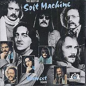 The Soft Machine The Best Of Soft Machine...The Harvest Years album cover