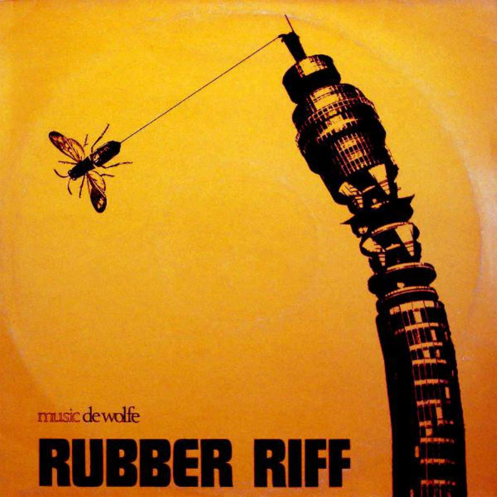 Karl Jenkins: Rubber Riff by SOFT MACHINE, THE album cover