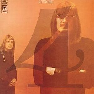 The Soft Machine Fourth album cover