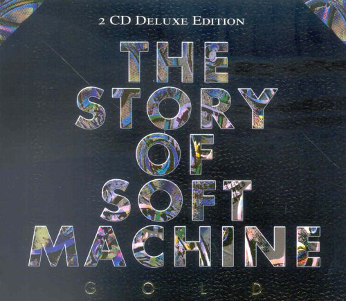 The Soft Machine The Story of Soft Machine album cover