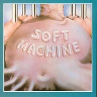 The Soft Machine - Six CD (album) cover