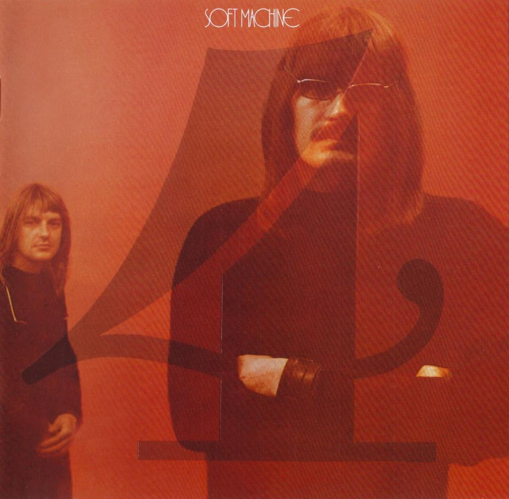 Fourth by SOFT MACHINE, THE album cover