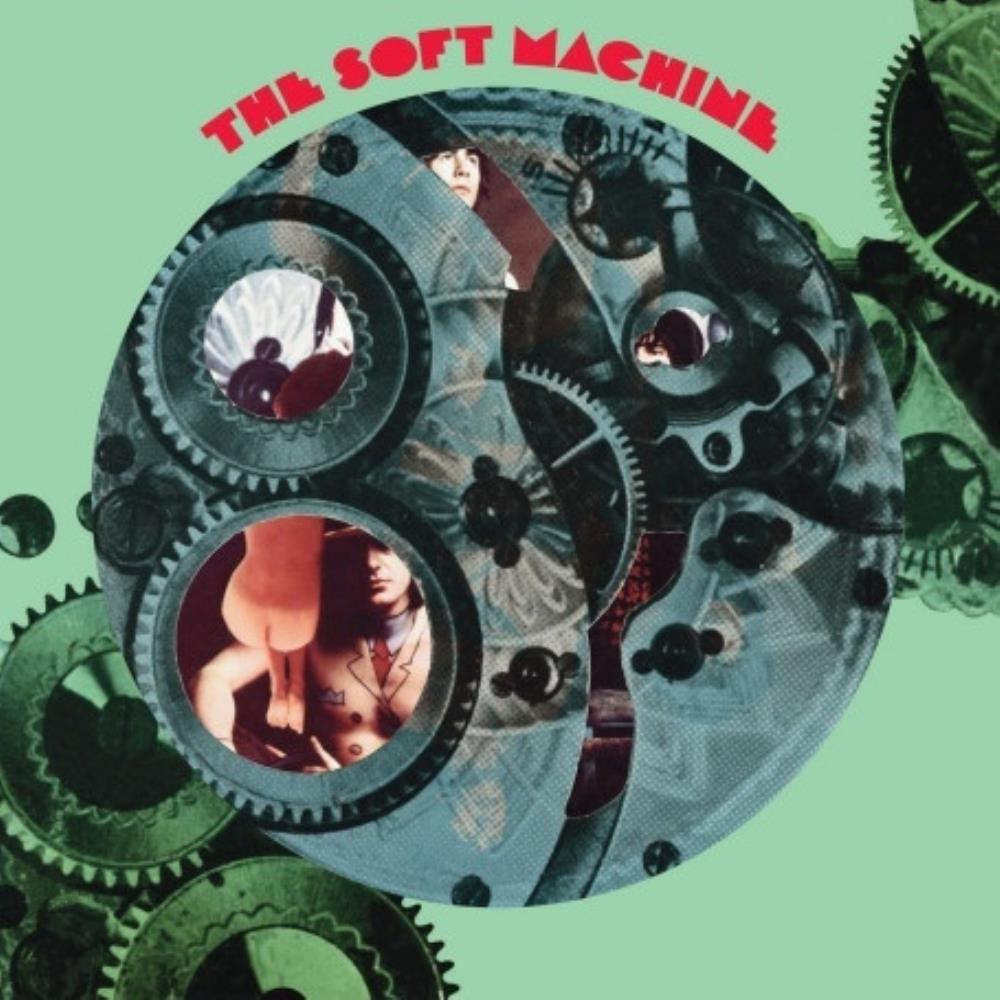 The Soft Machine by SOFT MACHINE, THE album cover