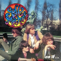 The Soft Machine - As If... CD (album) cover