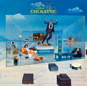 The Soft Machine - Land of Cockayne  CD (album) cover
