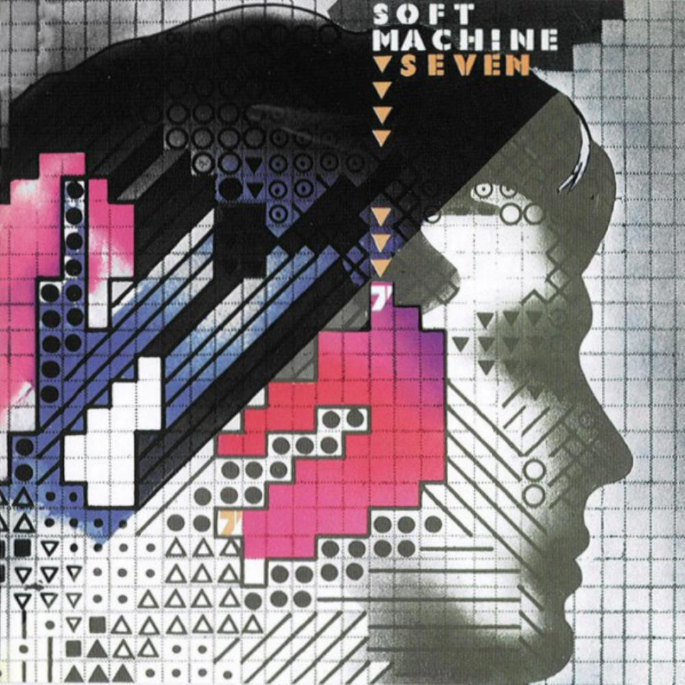The Soft Machine - Seven CD (album) cover