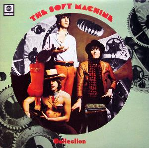 The Soft Machine - The Soft Machine Collection [also released as: Volumes One and Two] CD (album) cover