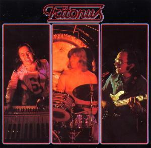 Tritonus - Tritonus CD (album) cover