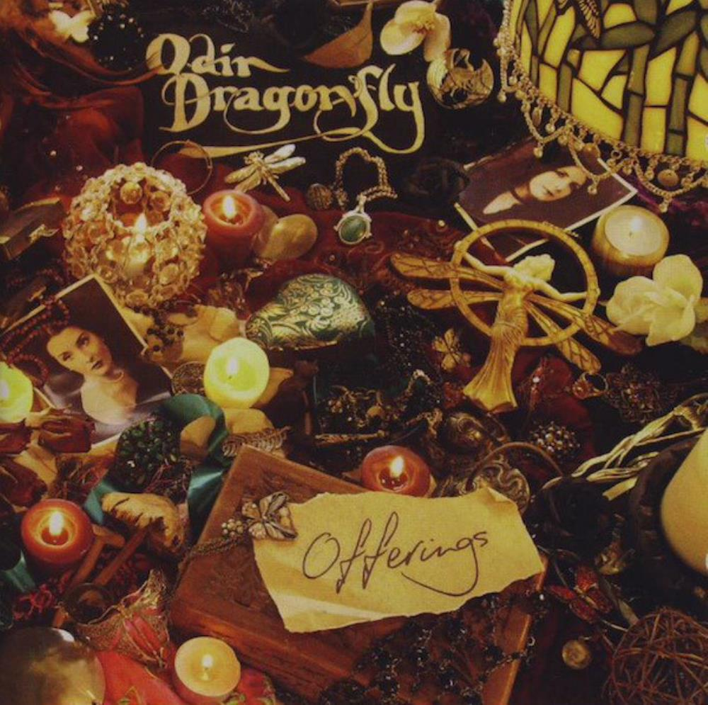 Heather Findlay - Odin Dragonfly: Offerings (with Angela Gordon) CD (album) cover