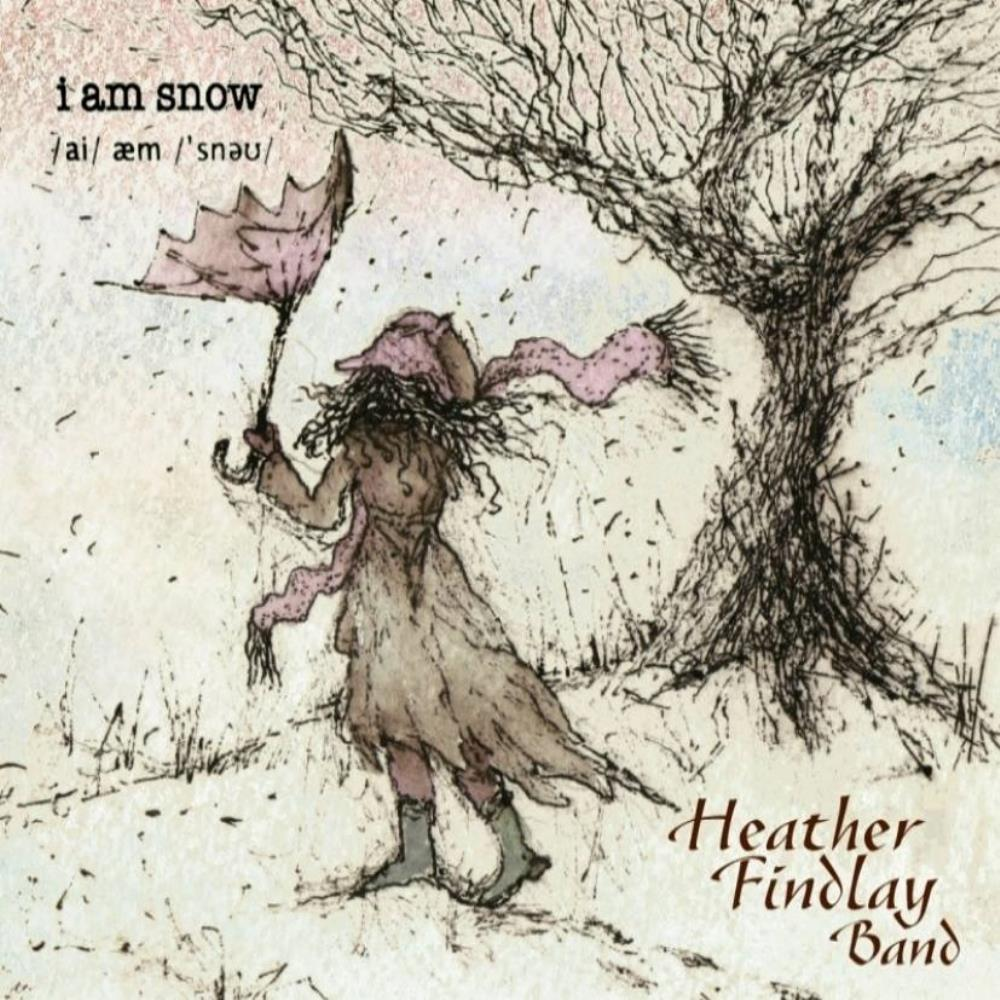 I Am Snow by FINDLAY, HEATHER album cover