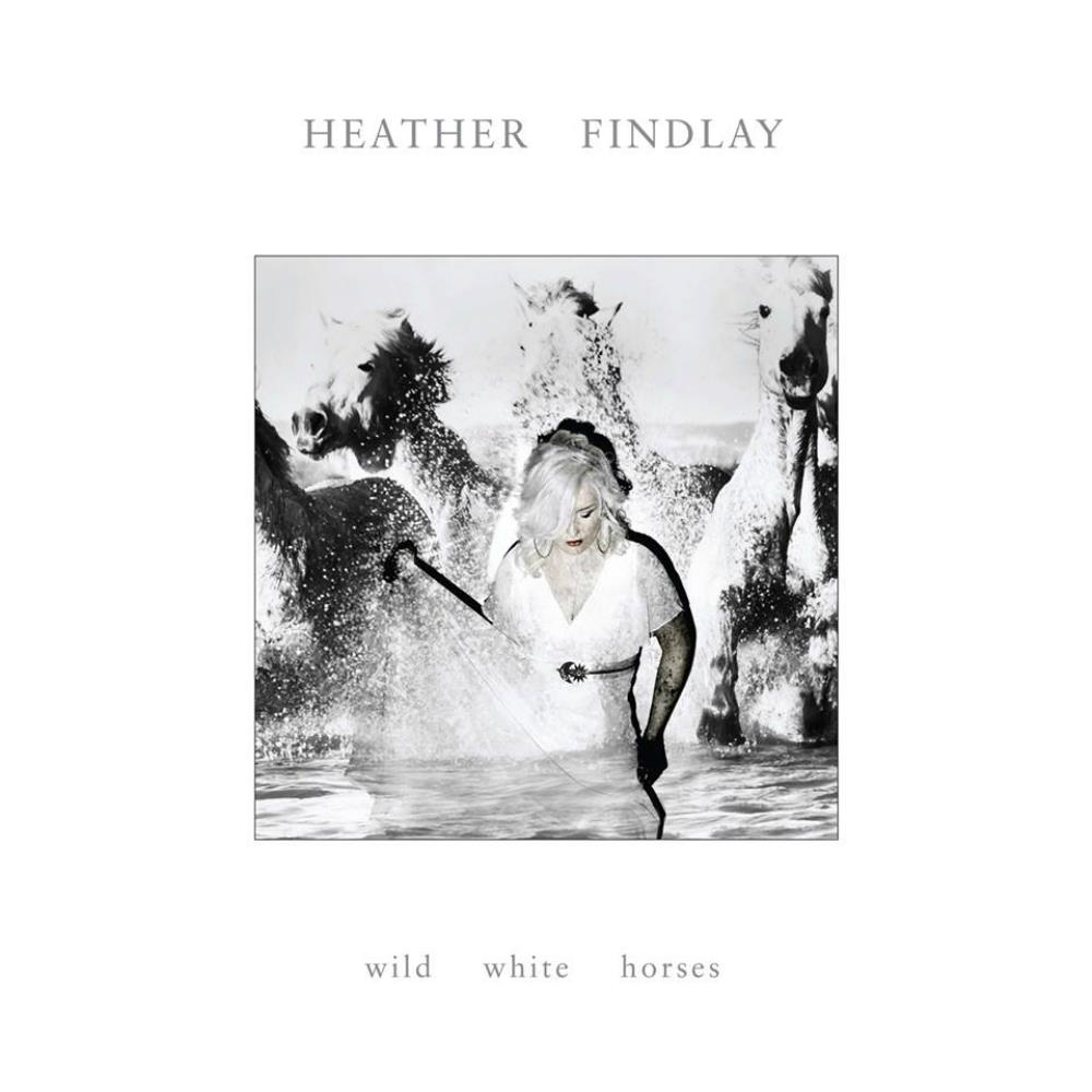 Heather Findlay - Wild White Horses CD (album) cover