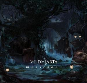 Vildhjarta - M�sstaden CD (album) cover