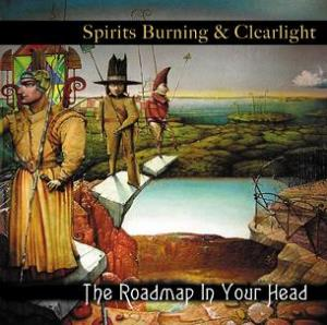 The Roadmap In Your Head by SPIRITS BURNING album cover