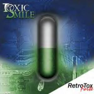 RetroTox Forte by TOXIC SMILE album cover