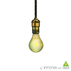 L'infonie - Vol. 333 CD (album) cover