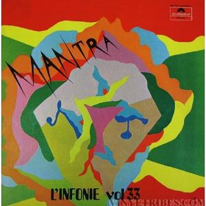 Vol. 33 (Mantra) by INFONIE, L' album cover