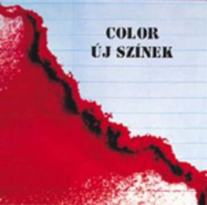 Új Színek (New colors) by COLOR album cover