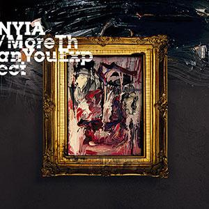More Than You Expect by NYIA album cover