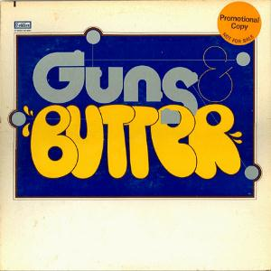 Guns And Butter - Guns And Butter CD (album) cover
