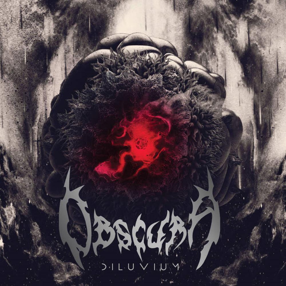 Diluvium by OBSCURA album cover