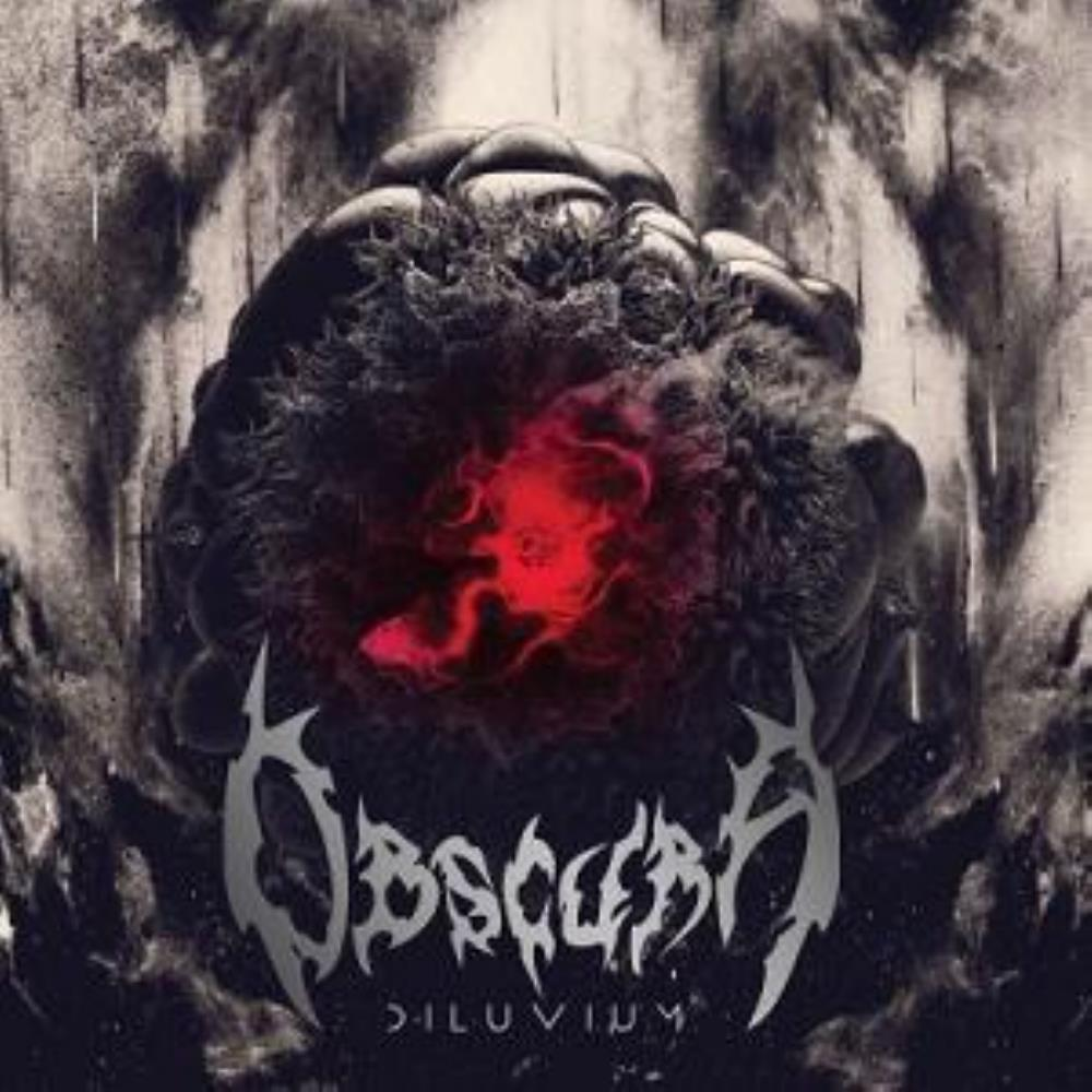 Diluvium by OBSCURA album cover