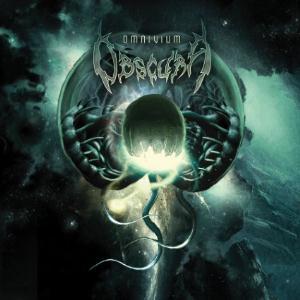 Omnivium by OBSCURA album cover