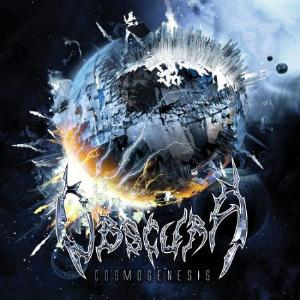 Cosmogenesis by OBSCURA album cover