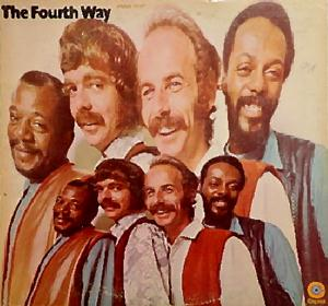 The Fourth Way - The Fourth Way CD (album) cover