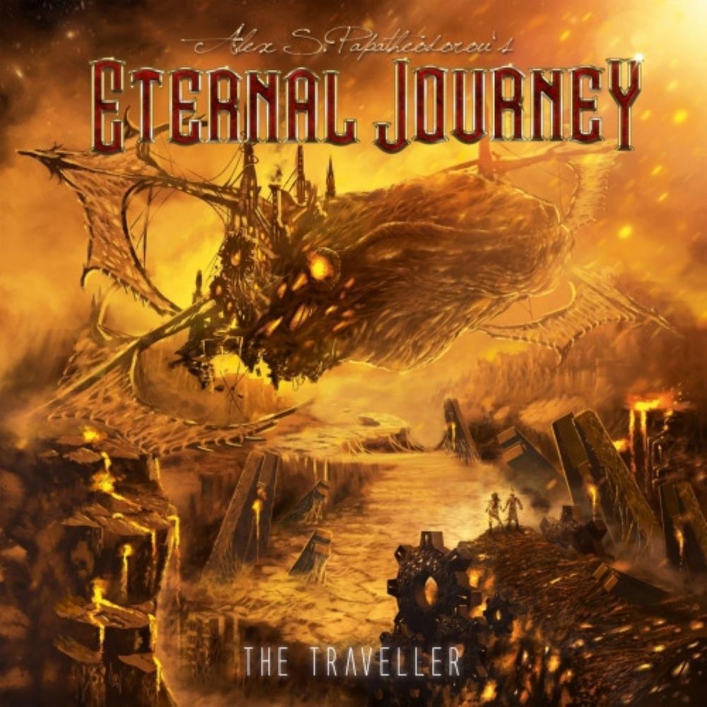 The Traveler by Eternal Journey album rcover