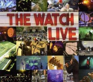 Live by WATCH, THE album cover