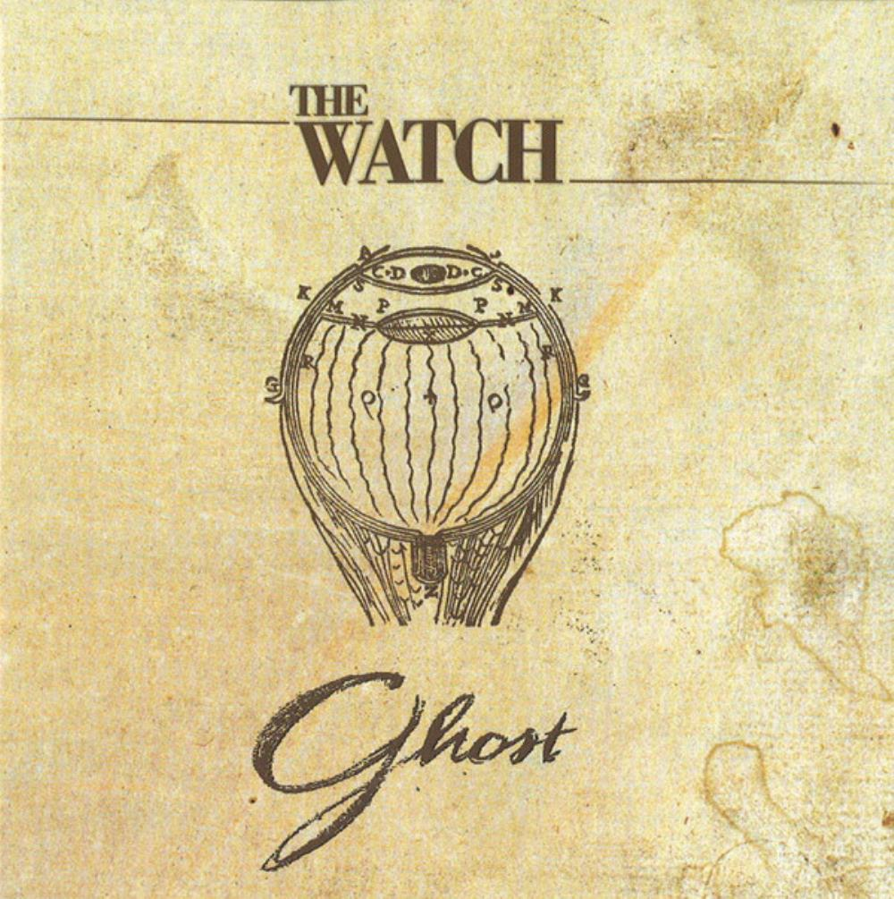 The Watch - Ghost CD (album) cover