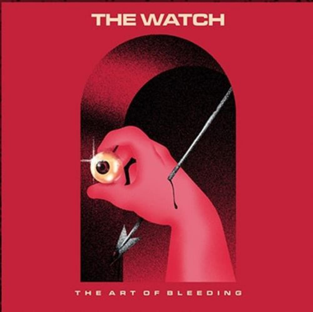 The Art of Bleeding by WATCH, THE album cover