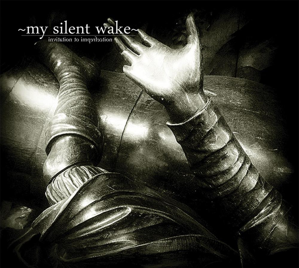 My Silent Wake - Invitation to Imperfection CD (album) cover