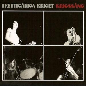 Krigssång by TRETTIOÅRIGA KRIGET album cover
