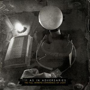 11 As In Adversaries The Full Intrepid Experience of Light album cover