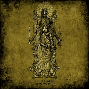 Silver Tongue by LIGHT BEARER album cover