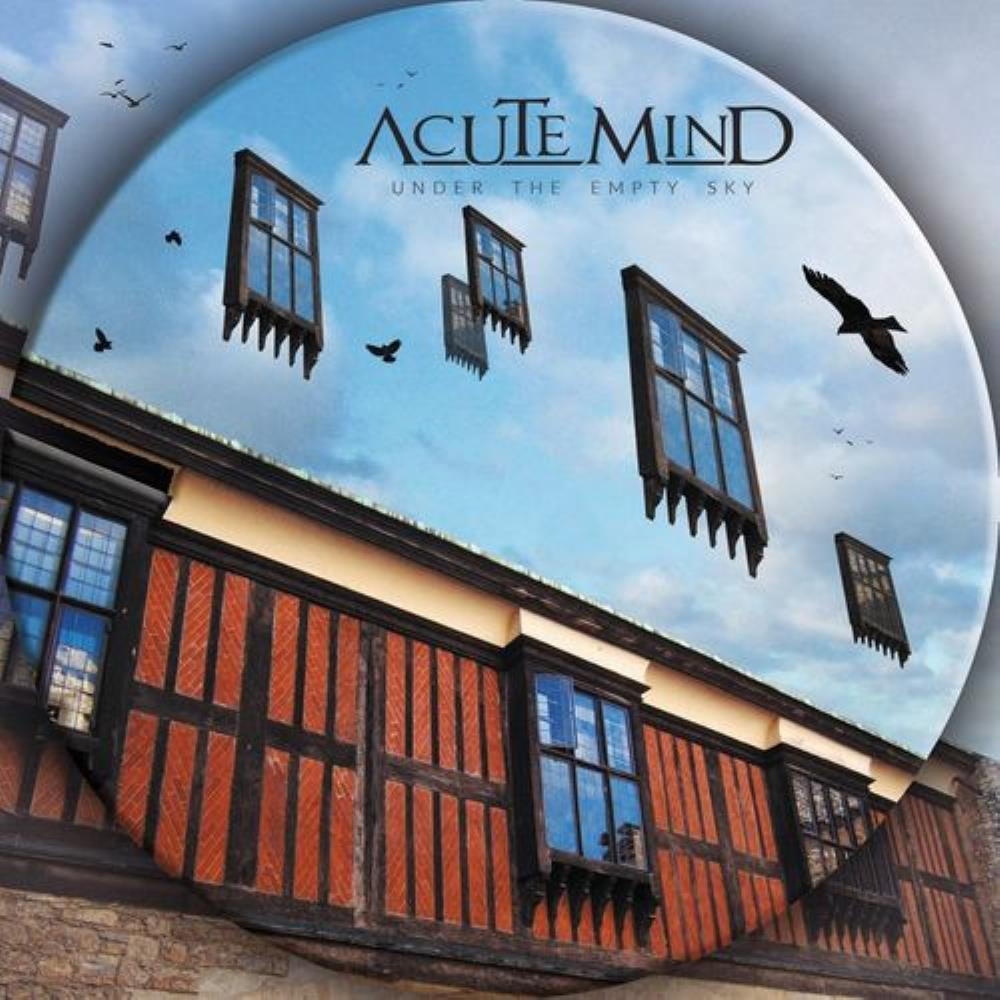 Under the Empty Sky by ACUTE MIND album cover