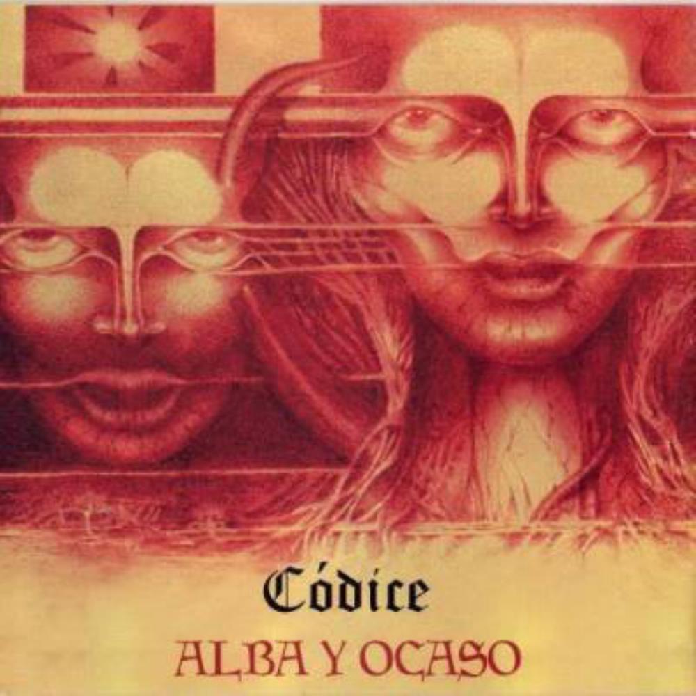 Alba Y Ocaso by CÓDICE album cover