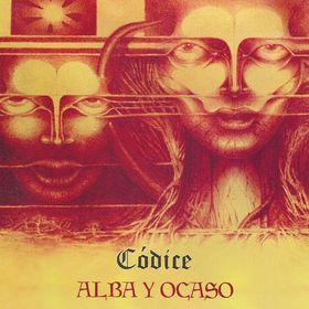 Codice - Alba Y Ocaso CD (album) cover