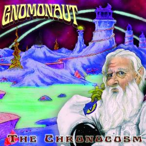 The Chronocosm by GNOMONAUT album cover