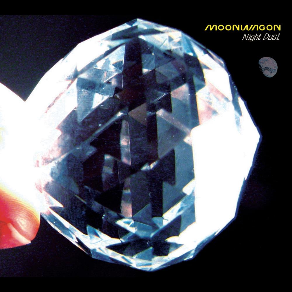 Night Dust by MOONWAGON album cover